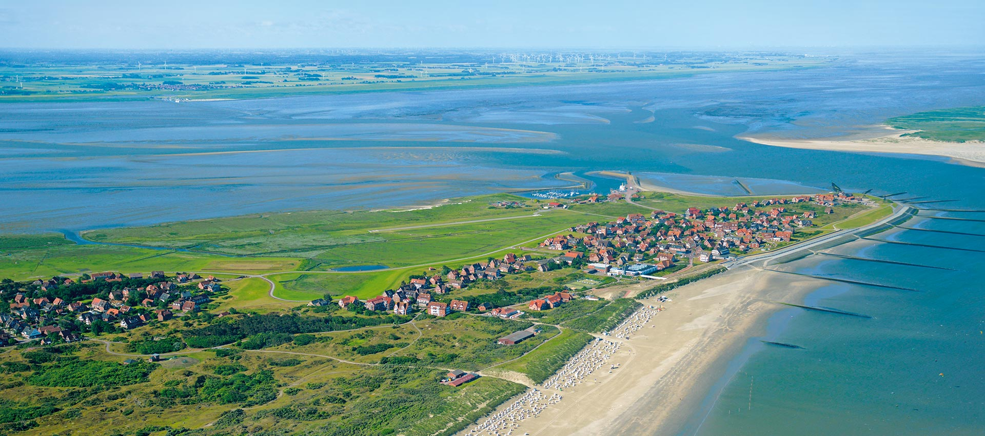 Hotels auf Baltrum