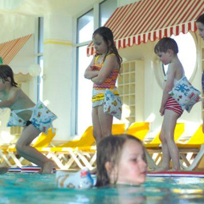 Baltrum , Wellness , Sindbad , Schwimmbecken , Schwimmkurs , Kinder , Wasser ,