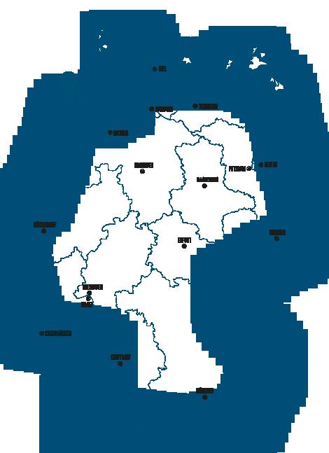 Die Insel Baltrum Anreise
